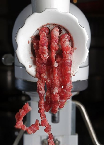 grinding-meat
