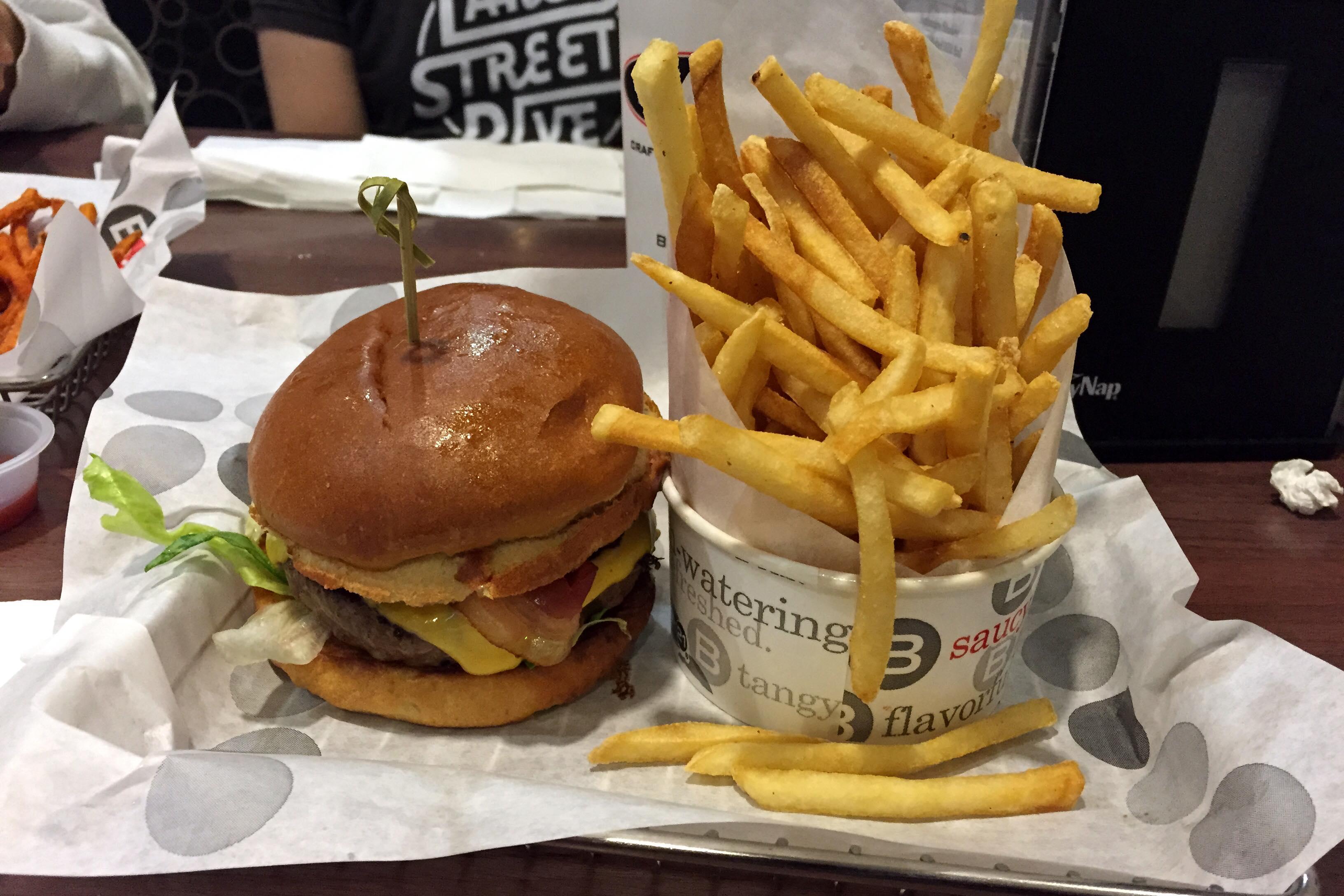Burger Burger It Up Seamless